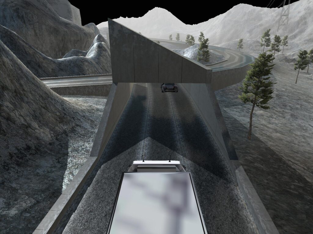 Truck Simulator Eastern Roads Apk