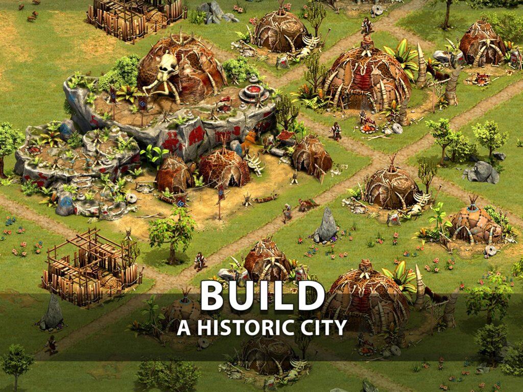 Forge of Empires Apk Description