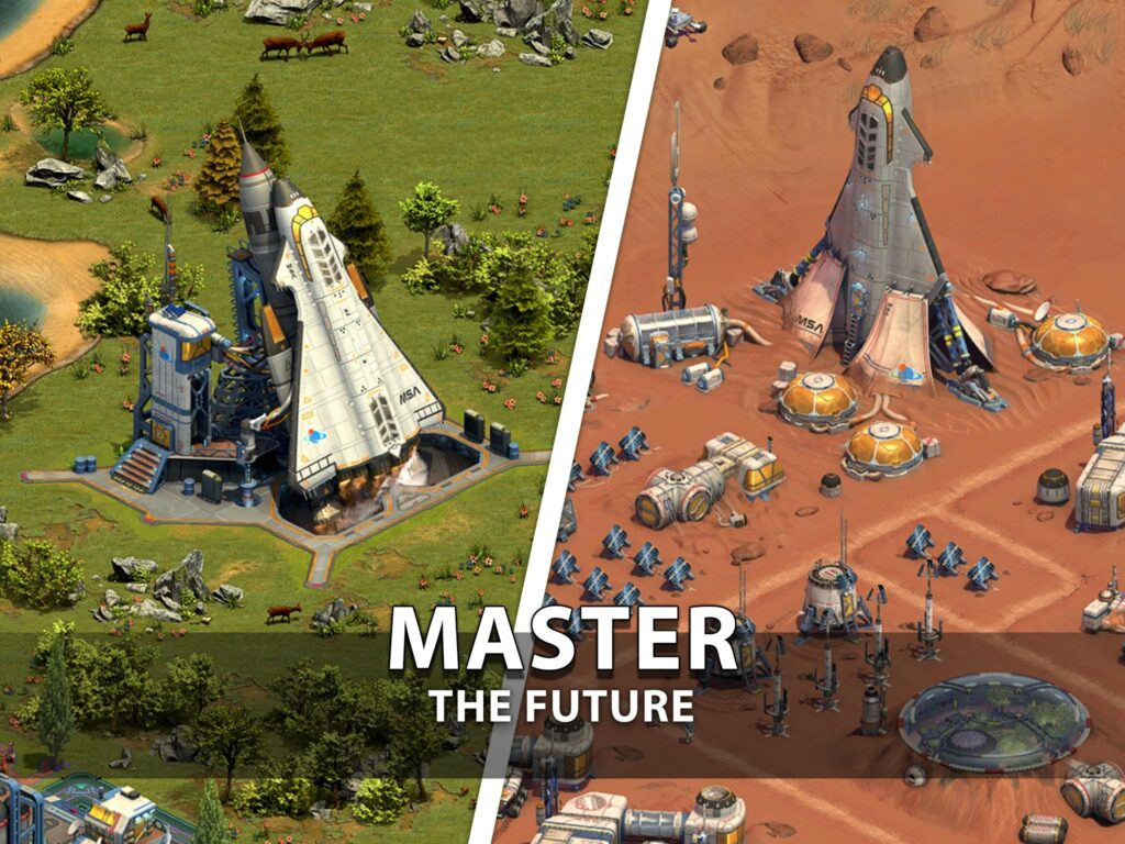 Forge of Empires App 1.200.21 Update