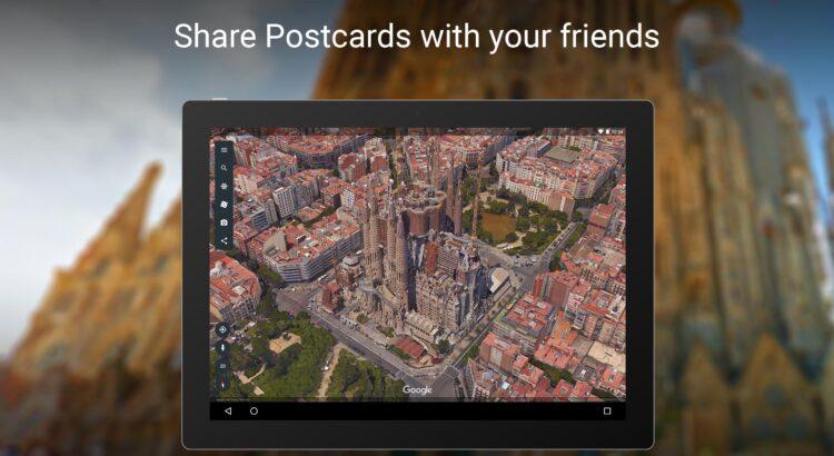 Download Google Earth Apk