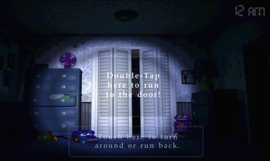 Description de Five Nights at Freddy 4 Apk