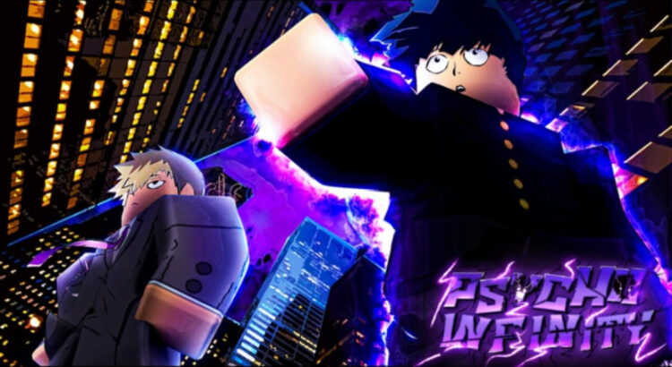 Codes For Psycho 100 Infinity