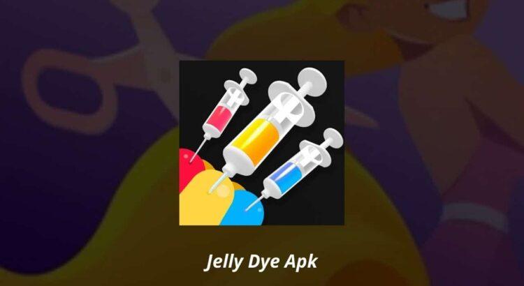 Jelly Dye Apk