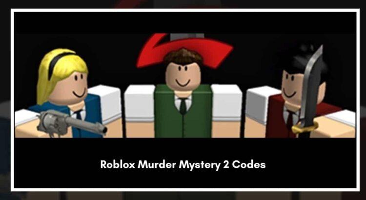 Murder-Mystery-2-Codes