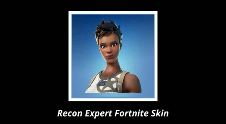 Recon Expert Fortnite Skin