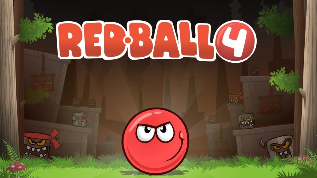 Red Ball 4 Apk Ücretsiz