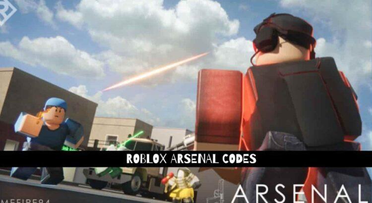 Roblox Arsenal Codes