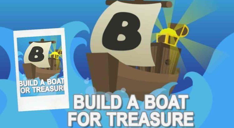 Roblox Build a Boat for Treasure Codes