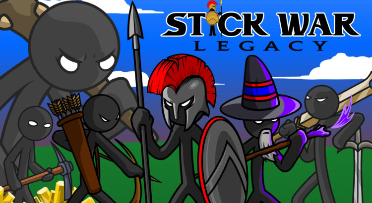 Stick War Legacy Apk V2021.1.4 Free Download
