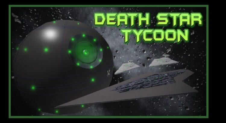Roblox Death Star Tycoon Codes