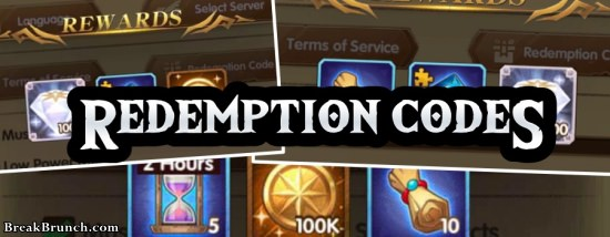 WHAT ARE AFK ARENA REDEMPTION CODES?