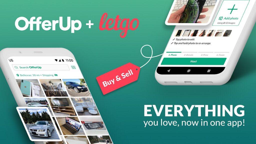 offerup + Letgo