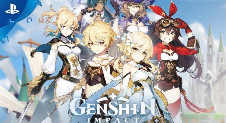 Best Genshin Impact Character