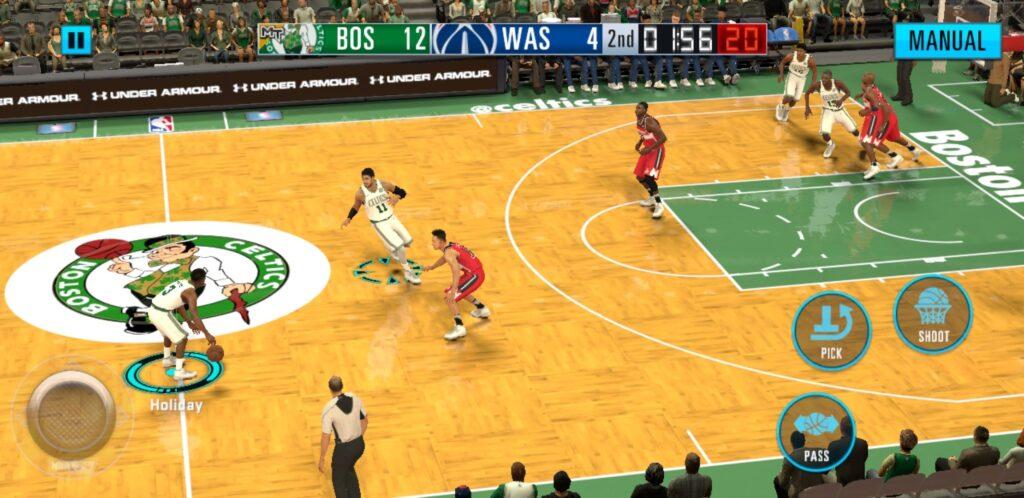 Description Of NBA 2k21 Arcade Edition