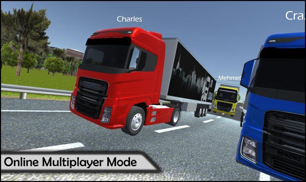 Cargo Simulator Apk İndir