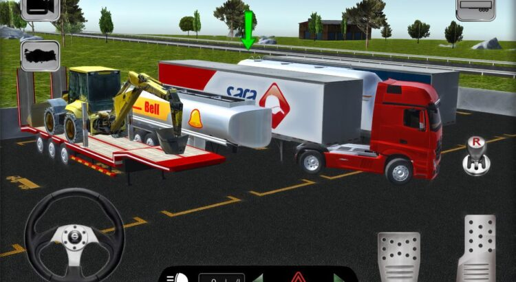 Cargo Simulator 2021 Apk