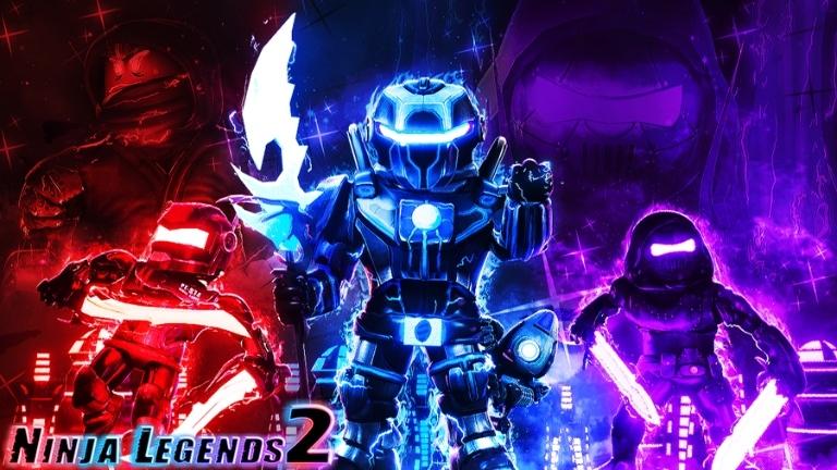 Roblox Ninja Legends 2 kodları