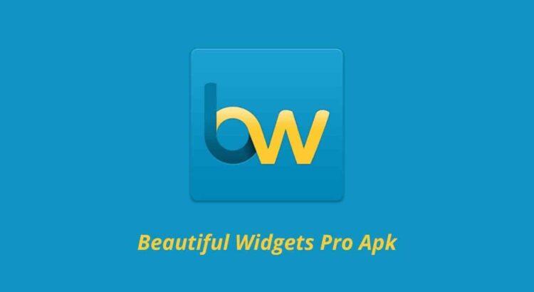 Beautiful Widgets Pro Apk