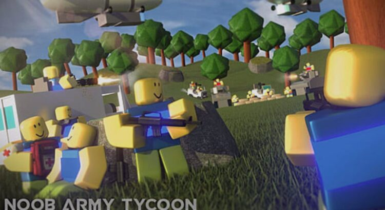 Codes For Noob Army Tycoon