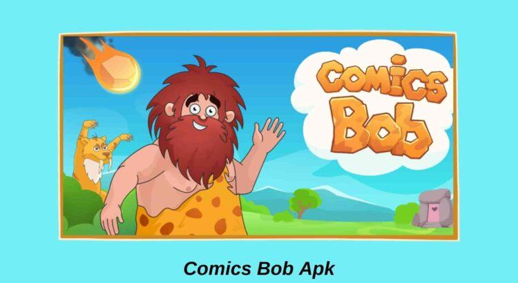Comics Bob Apk