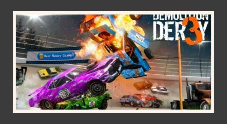 Demolition Derby 3 Apk