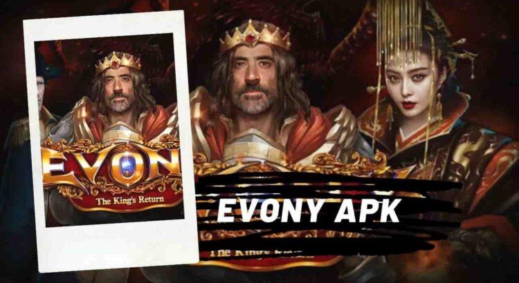 Evony Apk