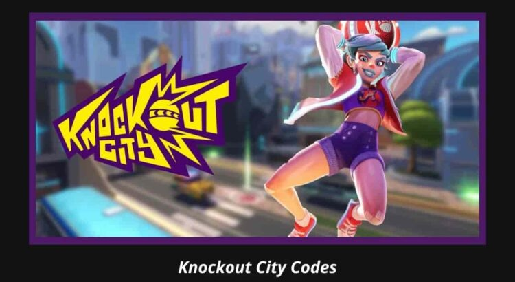 Knockout City Codes