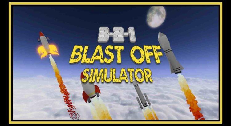 Roblox 3-2-1 Blast Off Simulator Code