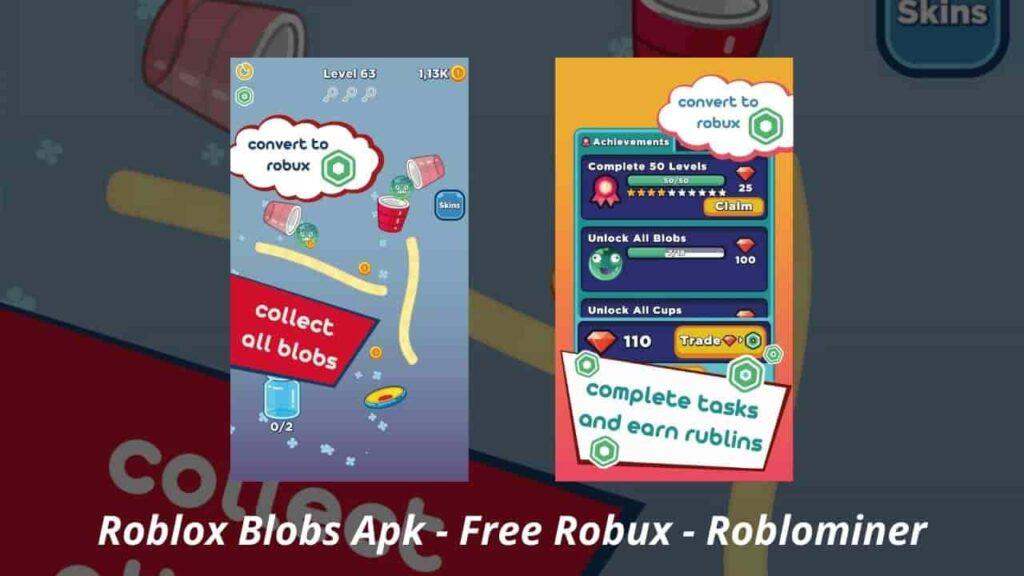 Roblox Blobs Apk
