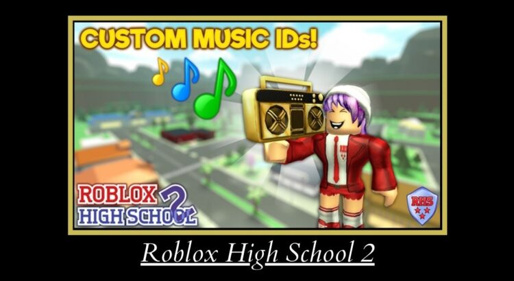 Roblox High School 2 Codes