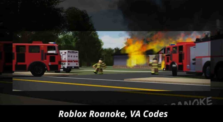 Roblox Roanoke, VA Codes
