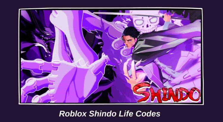 Roblox Shindo Life Codes