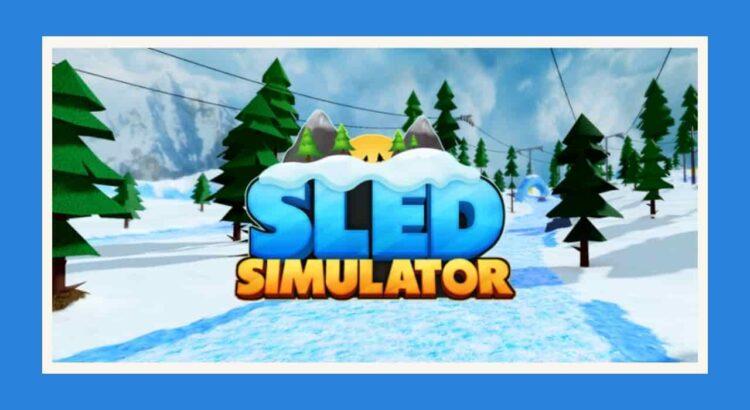 Roblox Sled Simulator Codes