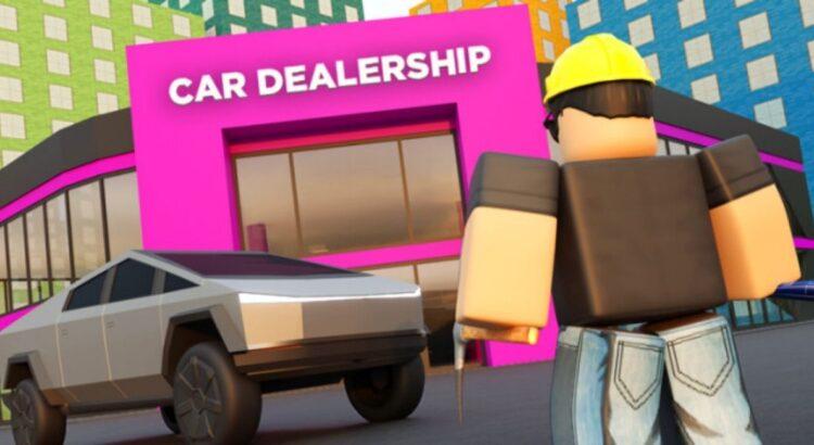Roblox Car Dealership Tycoon Codes