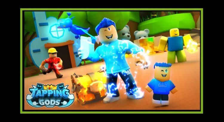 Roblox Tapping Gods Codes