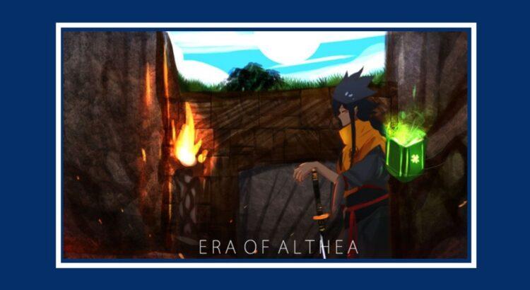 Era Of Althea Codes Roblox