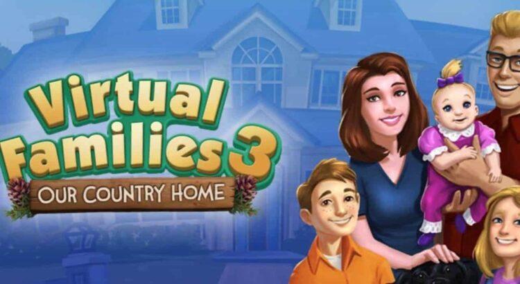 Virtual Families 3 Apk