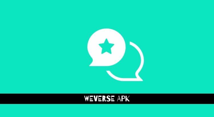 Weverse Apk