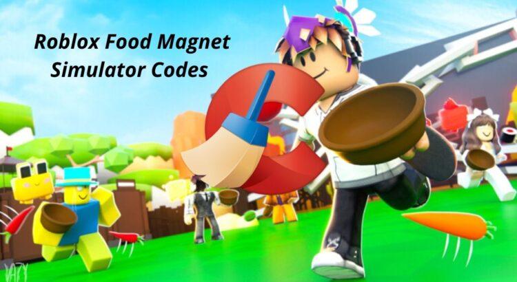 Roblox Food Magnet Simulator Codes