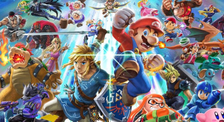 Super Smash Ultimate Tier List