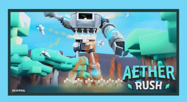 Roblox Aether Rush Codes