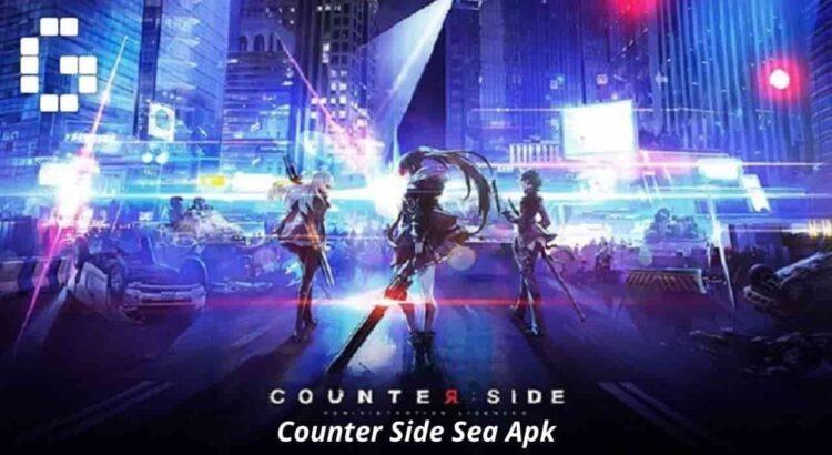 Counter Side Sea Apk