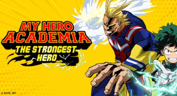 My Hero Academia The Strongest Hero Codes
