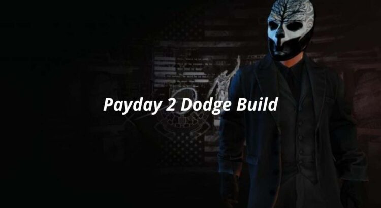 Payday 2 Dodge Build