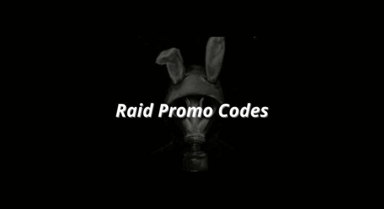 Raid Promo Codes