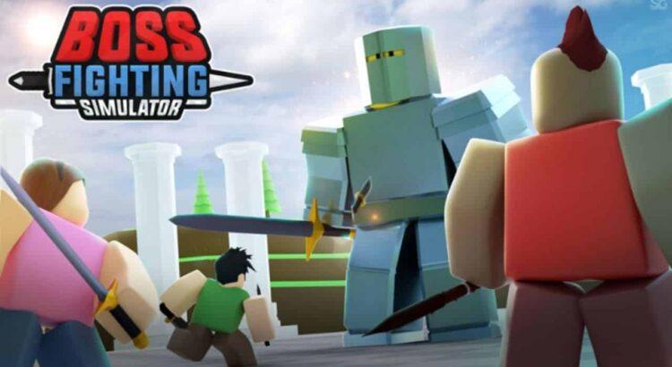 Roblox Boss Fighting Simulator Codes