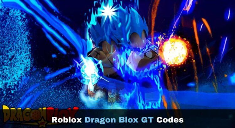 Roblox Dragon Blox GT Codes