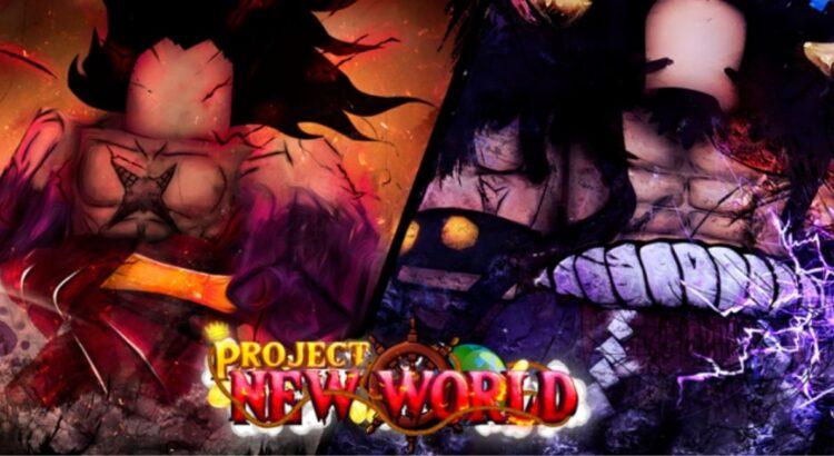 Proyek Roblox Kode Dunia Baru
