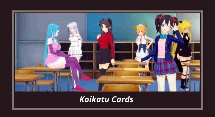 Koikatu Cards