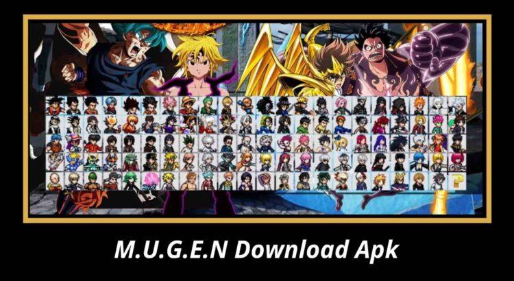 M.U.G.E.N Download Apk